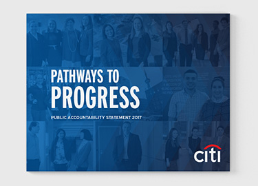Citi Canada — Pathways to Progress